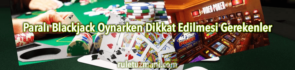 Paralı Blackjack
