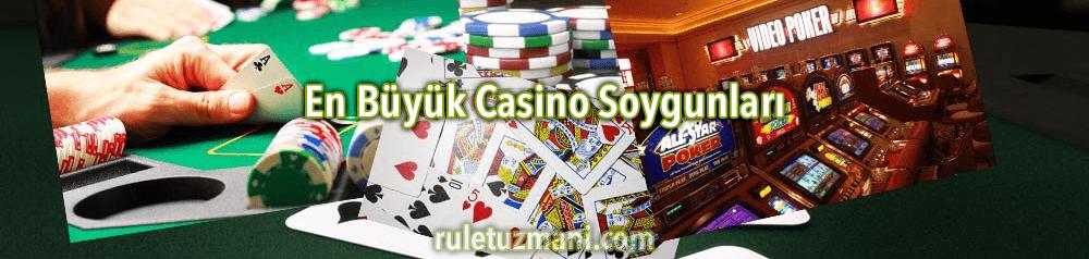 Casino Soygunları
