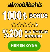 Mobilbahis bonus tablosu